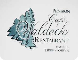 Café Waldeck Restaurant & Pension - Logo